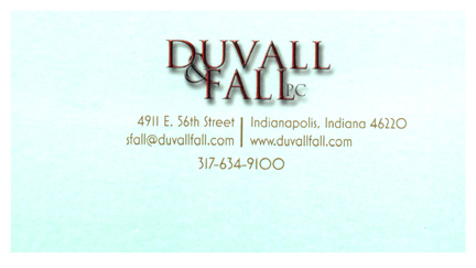 Stephanie Fall, Lawyer with Duvall & Fall