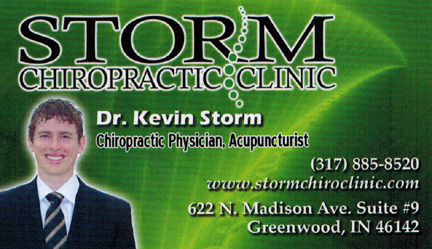Kevin Storm Chiropractor